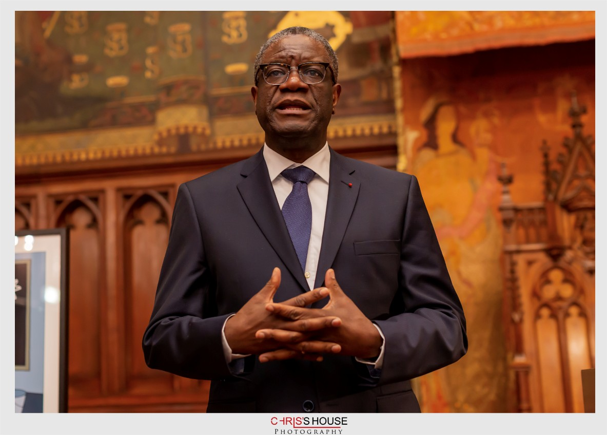 Pr. Dr. Denis mukwege